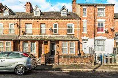 3 Bedrooms Terraced House for sale in West Street, Banbury, Oxfordshire, .