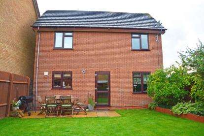 2 Bedrooms End Of Terrace House for sale in Merganser Drive, Bicester, Oxfordshire