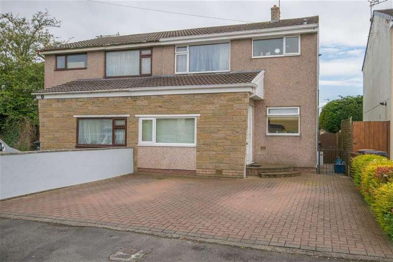 3 Bedrooms Semi Detached House for sale in Overton Close, Buckley