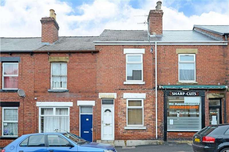 3 Bedrooms Terraced House for sale in 117, Valley Road, Meersbrook, Sheffield, S8