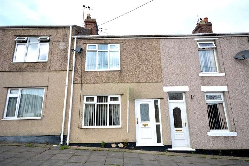 2 Bedrooms Terraced House for sale in Gurlish West, Coundon, Bishop Auckland, DL14 8PN