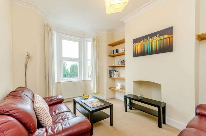 2 Bedrooms Flat for sale in South Park Road, South Park Gardens, SW19
