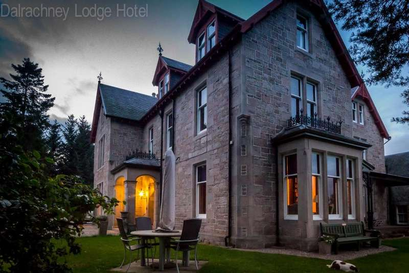 13 Bedrooms Detached House for sale in Carrbridge, Inverness-Shire