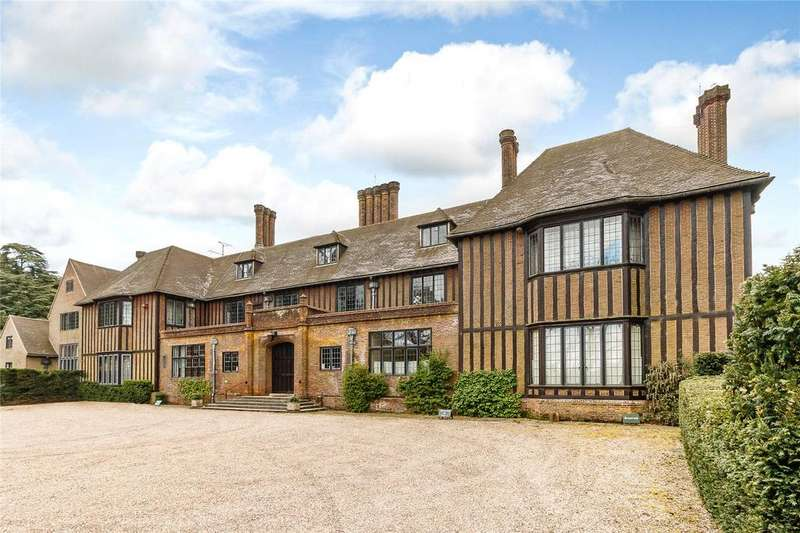 2 Bedrooms Flat for sale in Yattendon Court, Yattendon, Thatcham, Berkshire