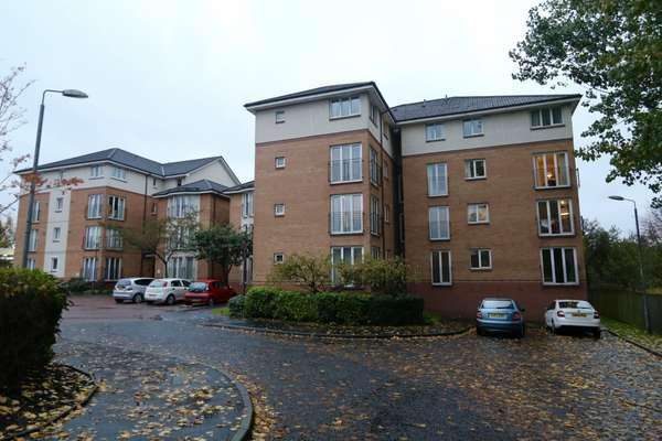 2 Bedrooms Flat for sale in 9 St. Andrews Drive, Coatbridge, ML5 1AB