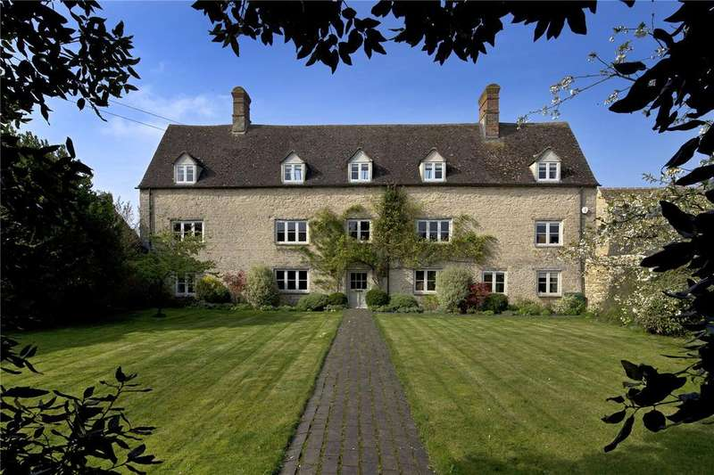 5 Bedrooms Detached House for sale in Woodstock, Oxfordshire