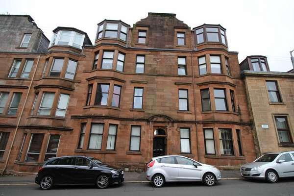 1 Bedroom Flat for sale in 1/2, 31 Bank Street, Greenock, PA15 4PJ