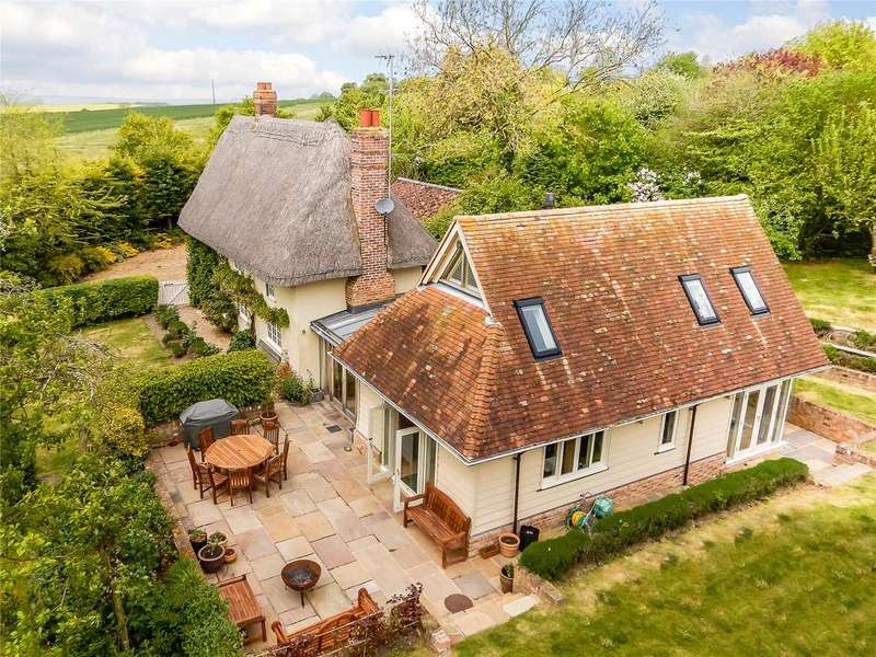 5 Bedrooms Detached House for sale in May Street, Great Chishill, Royston, Hertfordshire
