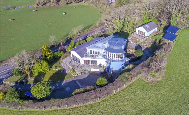 4 Bedrooms Detached House for sale in Red Wharf Bay, Pentraeth, Anglesey, Gwynedd