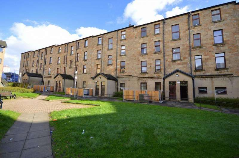 2 Bedrooms Flat for sale in 1/1, 83 Springburn Way, Springburn, Glasgow, G21 1DL