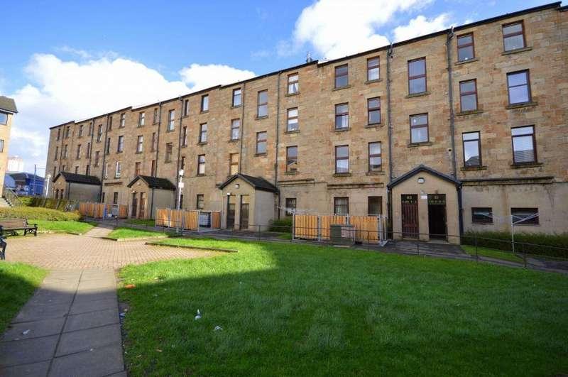 2 Bedrooms Flat for sale in 1/1, 83 Springburn Way, Springburn, Glasgow, G21 1DL