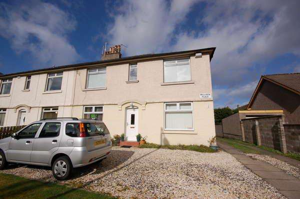 2 Bedrooms Flat for sale in 2 Milliken Place, Kilbarchan, PA10 2AN