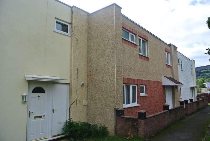 3 Bedrooms Terraced House for sale in Camrose Walk, St Dials, Cwmbran, NP44