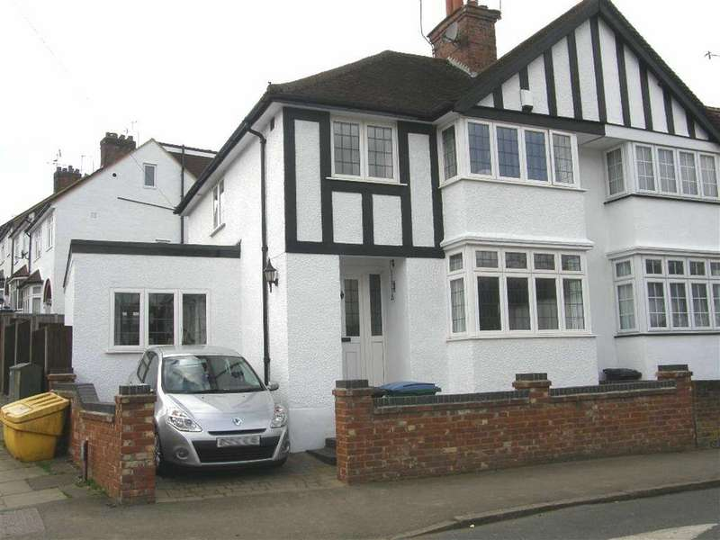 3 Bedrooms End Of Terrace House for sale in Oxhey Village