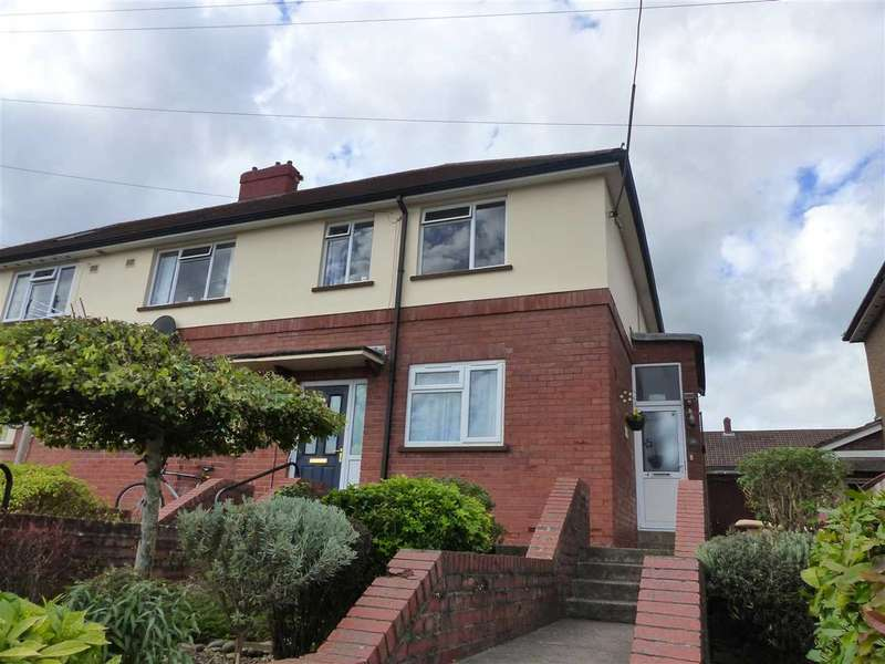 2 Bedrooms Apartment Flat for sale in Mathern Road, Bulwark, Chepstow