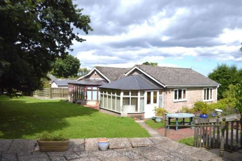 3 Bedrooms Detached Bungalow for sale in The Close, High Etherley, Bishop Auckland, DL14