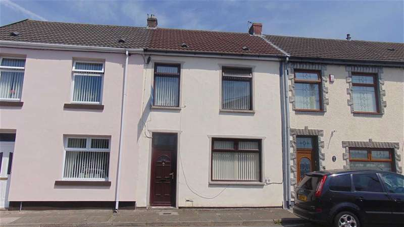 3 Bedrooms Terraced House for sale in Fairview Terrace, Abercynon, Rhondda Cynon Taff
