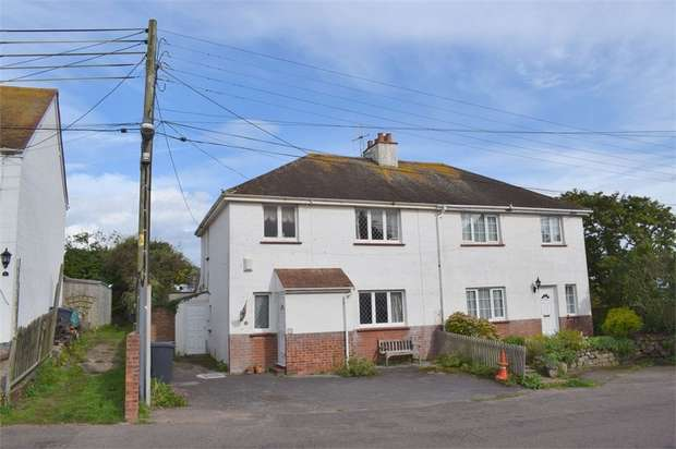 2 Bedrooms Semi Detached House for sale in Budleigh Salterton, Devon