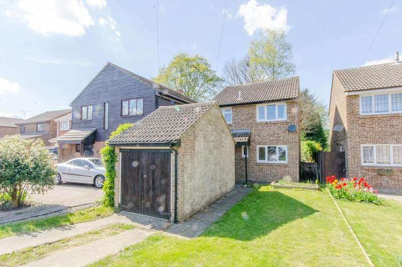 3 Bedrooms Detached House for sale in Laurel Grove, Maidstone, Kent
