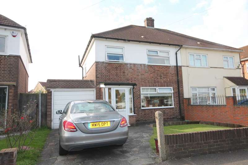 3 Bedrooms Semi Detached House for sale in Sussex Road, Erith