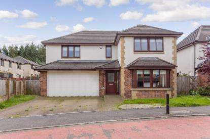 5 Bedrooms Detached House for sale in Patrickbank Wynd, Elderslie