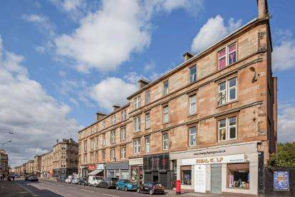 3 Bedrooms Flat for sale in Argyle Street, Finnieston