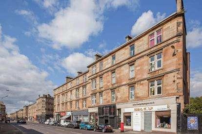 3 Bedrooms Flat for sale in Argyle Street, Finnieston