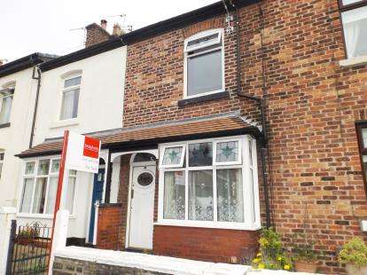 2 Bedrooms Terraced House for sale in Napier Street, Hazel Grove, Stockport, Cheshire