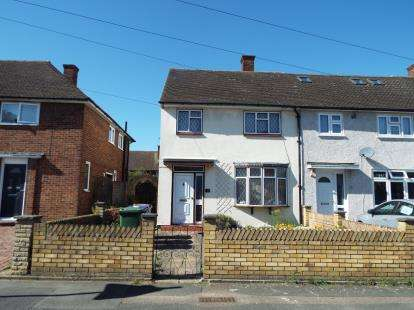 2 Bedrooms End Of Terrace House for sale in South Ockendon, Essex