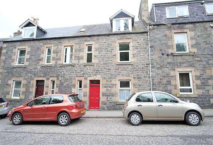 3 Bedrooms Terraced House for sale in 50 Gala Park, Galashiels, TD1 1EZ