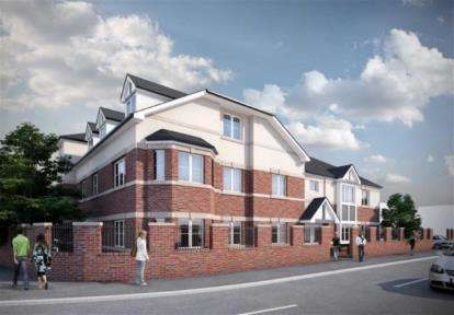 2 Bedrooms Flat for sale in Cable Street, Formby, Merseyside, England, L37