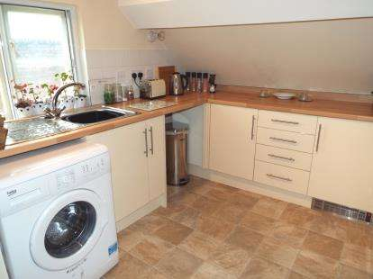 1 Bedroom Flat for sale in St. Davids House, High Street, Mold, Flintshire, CH7