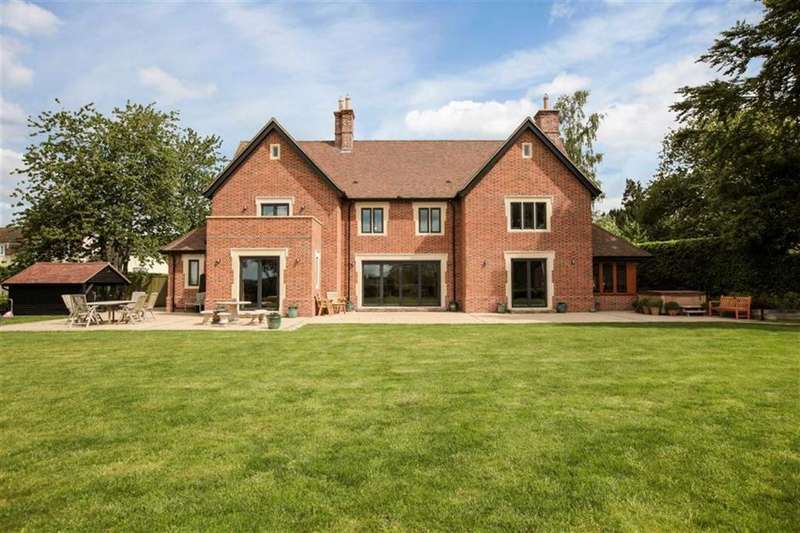 5 Bedrooms Detached House for sale in Hinton Martell, Wimborne, Dorset