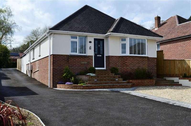 3 Bedrooms Detached Bungalow for sale in Abbotsbury Road, Broadstone, Dorset