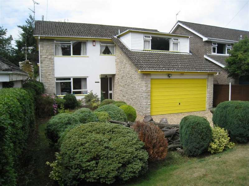 4 Bedrooms Detached House for sale in St Johns Hill, Wimborne, Dorset