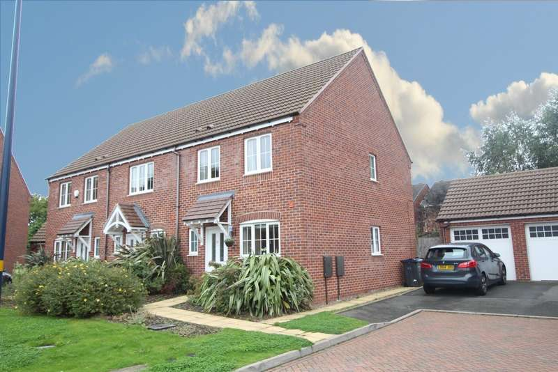 3 Bedrooms End Of Terrace House for sale in Harvest Fields Way, Four Oaks, Sutton Coldfield, B75 5TH