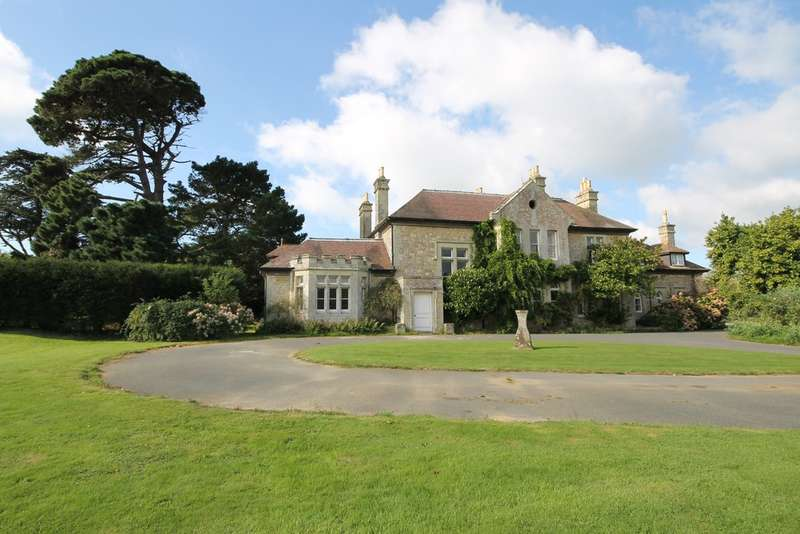 6 Bedrooms Detached House for sale in Brighstone, Isle of Wight