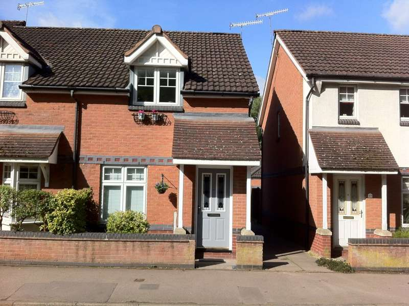 2 Bedrooms Semi Detached House for sale in Mill End, Kenilworth