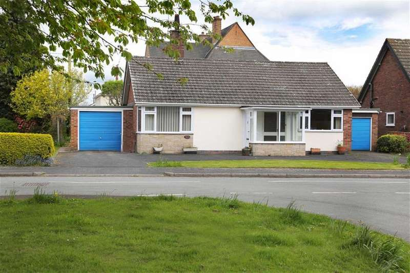 2 Bedrooms Detached Bungalow for sale in Copthorne Drive, Audlem Crewe