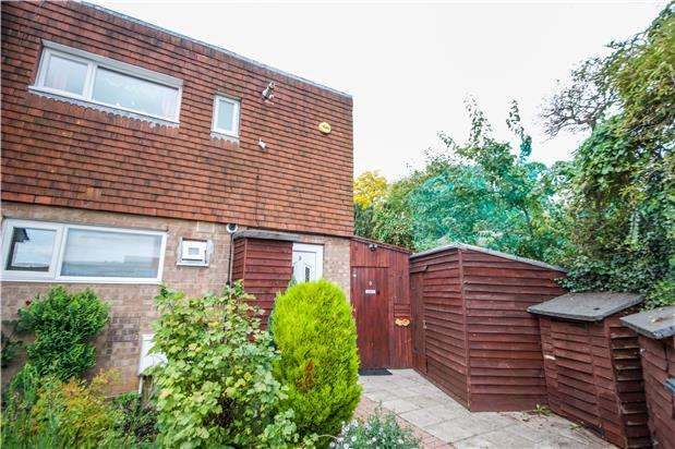 2 Bedrooms Flat for sale in Derwent Rise, KINGSBURY, NW9 7HX