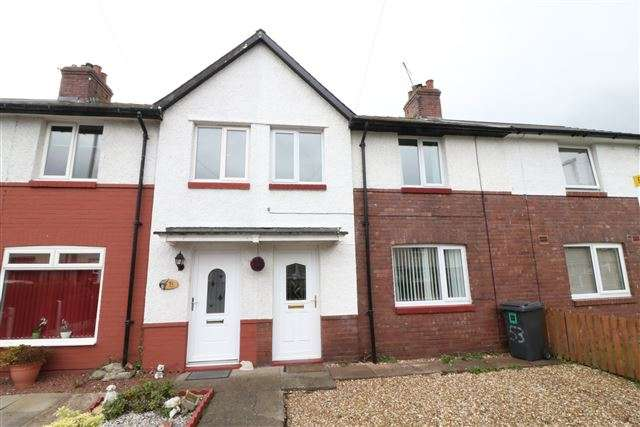 3 Bedrooms Terraced House for sale in Waldegrave Road, Carlisle, CA2 6EW