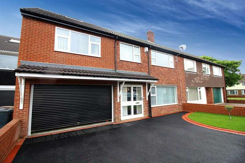 7 Bedrooms Semi Detached House for sale in Malvern Road, North Shields
