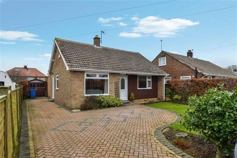 2 Bedrooms Detached Bungalow for sale in Green Park Road, Cayton, North Yorkshire, YO11