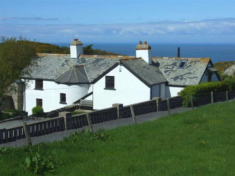 6 Bedrooms Detached House for sale in Mortehoe, Woolacombe, Devon, EX34