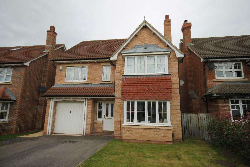 5 Bedrooms Detached House for sale in Nevern Crescent Ingleby Barwick, Stockton-On-Tees