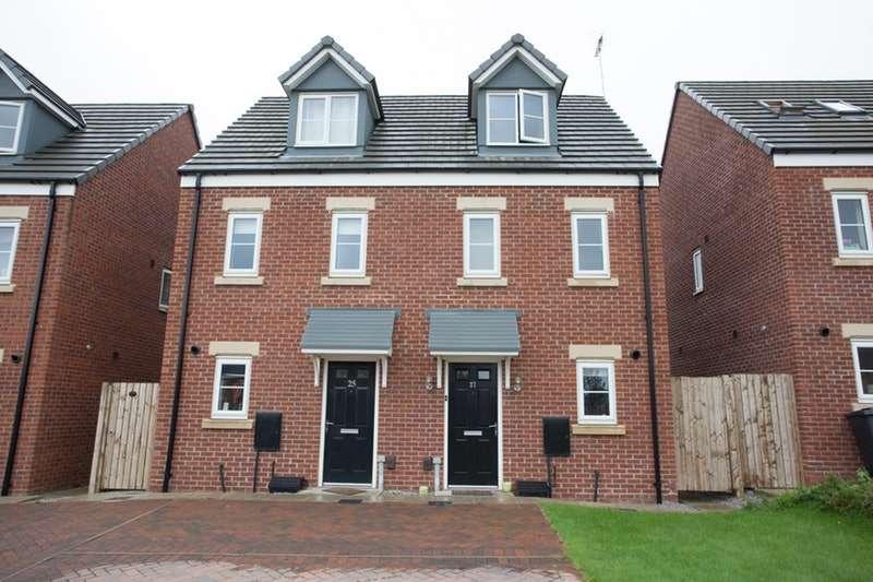 3 Bedrooms Semi Detached House for sale in Woodlands Way, Leeds, West Yorkshire, LS14
