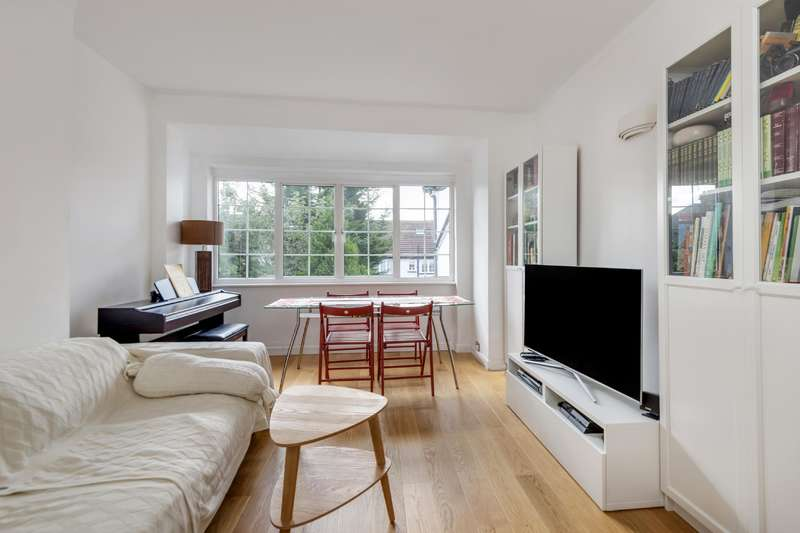 3 Bedrooms Flat for sale in Clifton Gardens, Temple Fortune