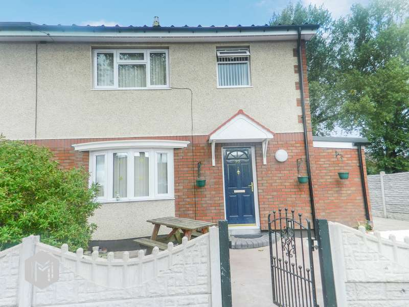 3 Bedrooms Semi Detached House for sale in Lancaster Road, Hindley, Wigan, WN2