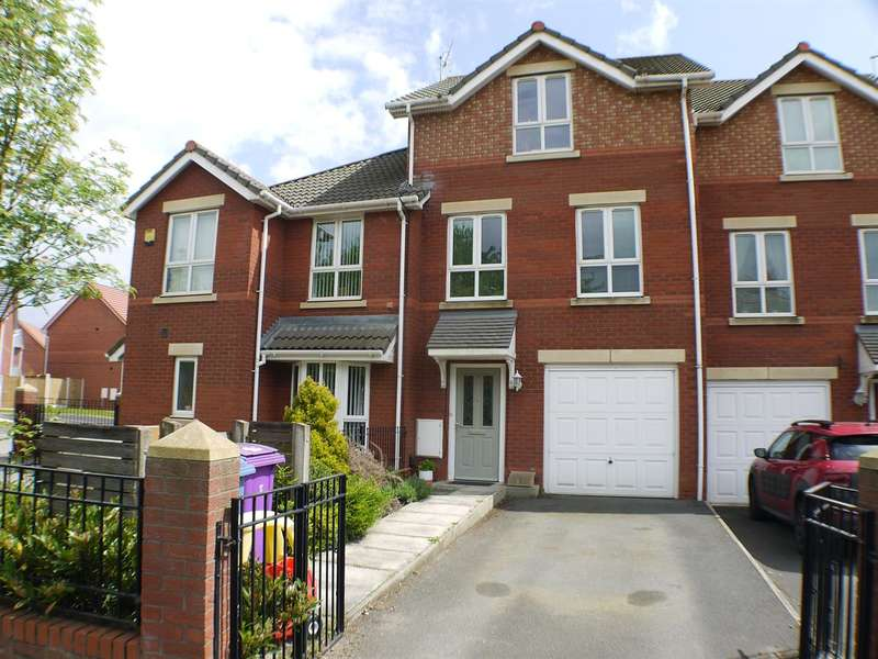4 Bedrooms Terraced House for sale in King Street, Garston, Liverpool, L19