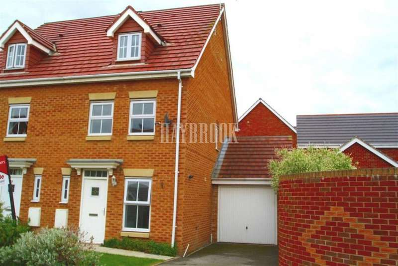 3 Bedrooms Semi Detached House for sale in Town Lands Close, Wombwell